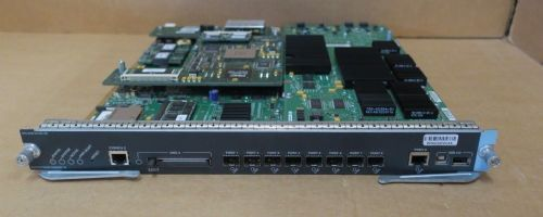 Cisco WS-SUP32-GE-3B Catalyst 6500 Supervisor Engine Network Card 73-9247-09 AO